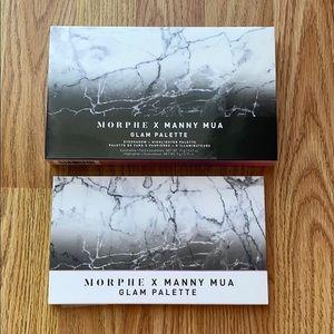 Morphe Makeup - Morphe x Manny Mua Glam Palette